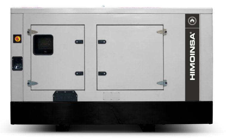 21 - 50 kVa Diesel Generators