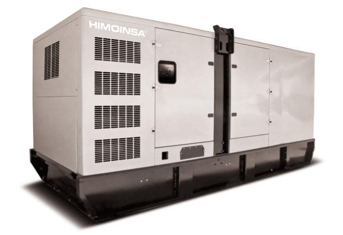 Stage 2 Diesel Generators