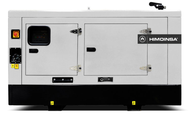Himoinsa Diesel Generators : Yanmar Engines