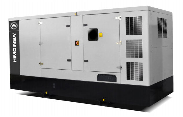 Himoinsa Diesel Generators : Scania Engines