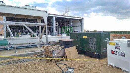 diesel generator hire ipswich suffolk east anglia