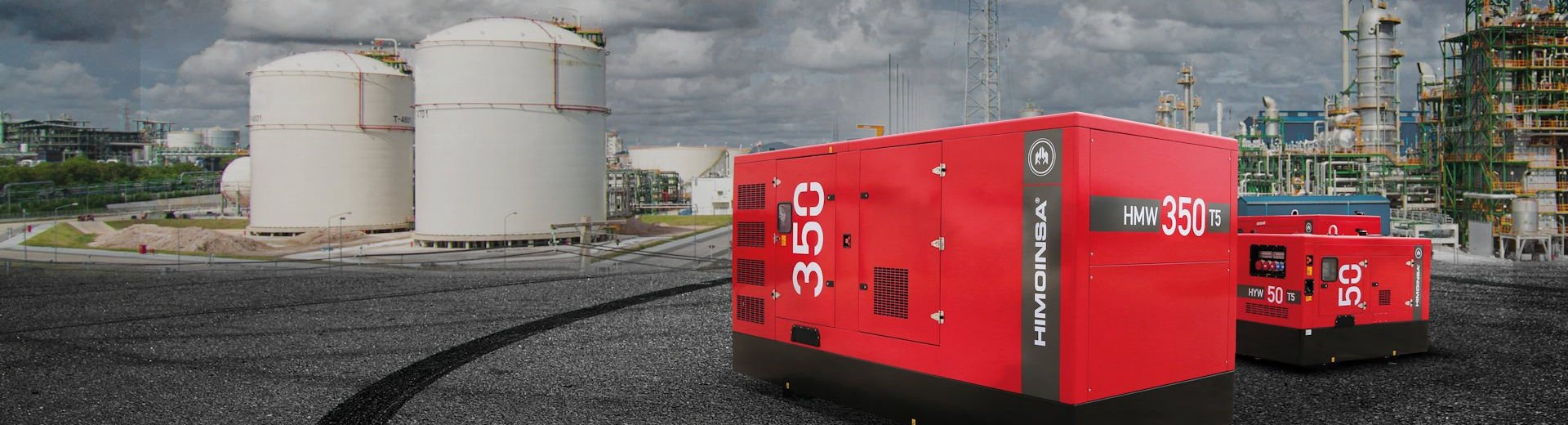 diesel generator hire for standby emergency power 3