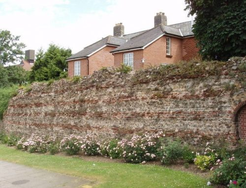 Colchester Roman Walls – Lit by Midas