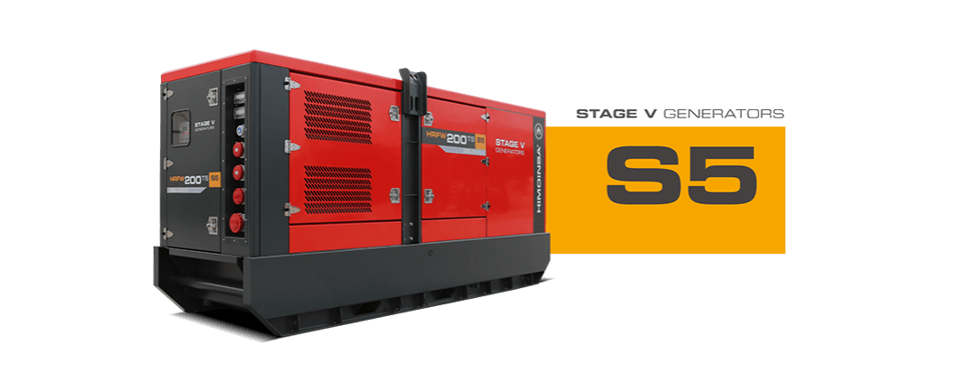 Himoinsa S5 Range - Generator Sets With Stage V Engines