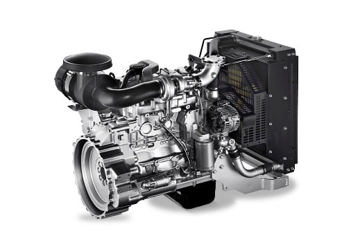 Is it best to run a diesel generator in low load or high
