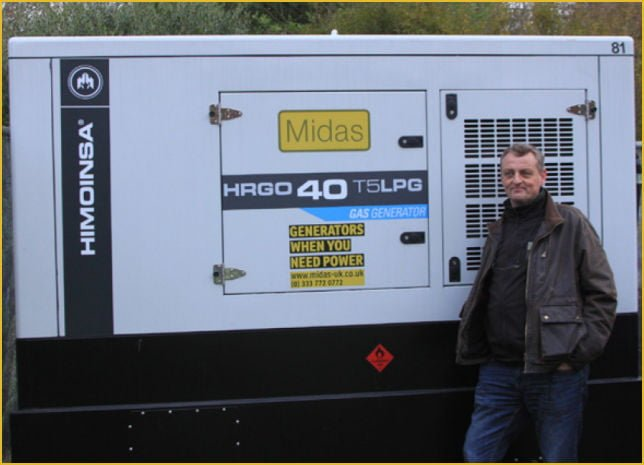 Zero Emissions Power Generation for Events
